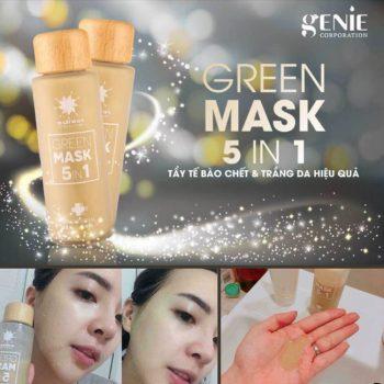 Tẩy Tế Bào Chết Green Mask 5in1 100ml HÀN QUỐC