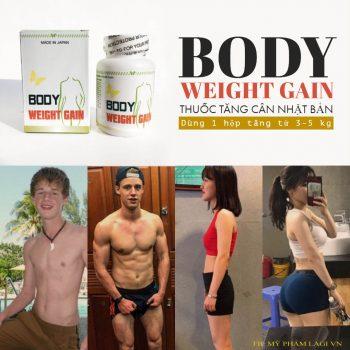 Thuốc Tăng Cân Nhật Bản Body Weight Gain