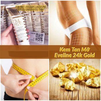 Kem Tan Mỡ Eveline 24k Gold – Tinh Chất Vàng 24k