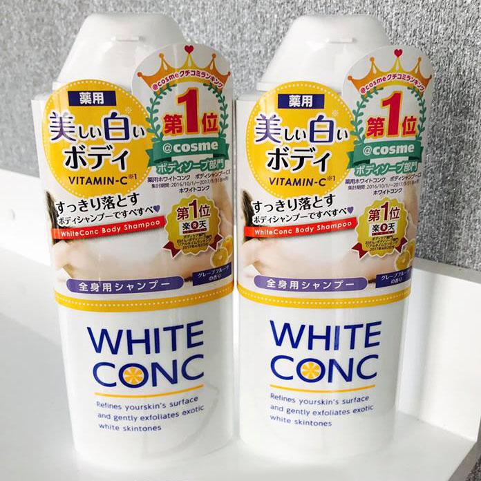 Sữa Tắm Trắng Nhật Bản WHITE CONC - Sữa Tắm Trắng WHITE CONC