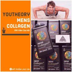 Collagen cho nam