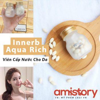 Viên Cấp Nước Hàn Quốc COLLAGEN Innerb Aqua Rich KOREA