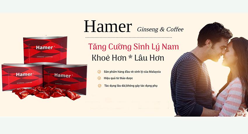 Kẹo Hamer USA - Tăng Cường Sinh Lý Nam - Mỹ Phẩm Lagi.vn