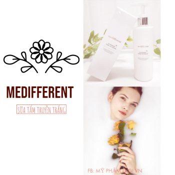 Sữa Tắm Trắng Medifferent KOREA
