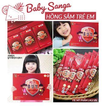 Hồng Sâm Baby Sanga Hàn Quốc Chính Hãng