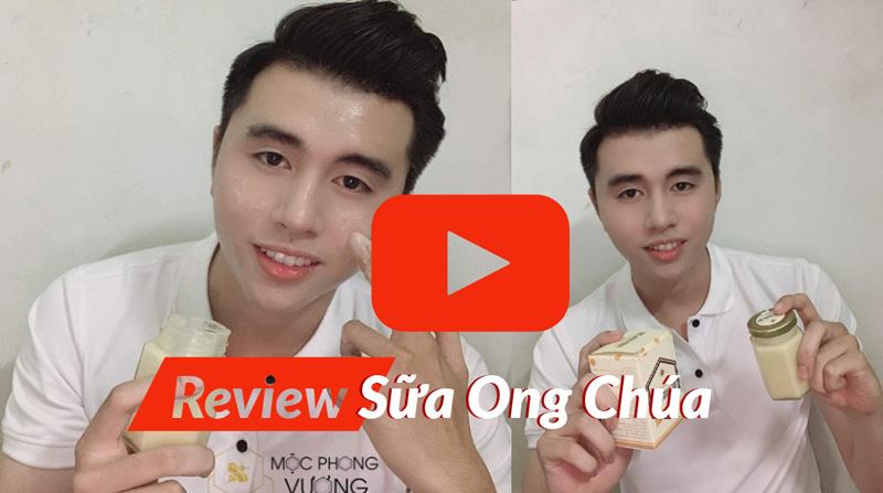 Review Sữa Ong Chúa Mộc Phong Vương