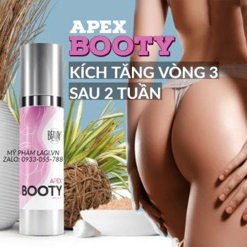 Kem Tăng Vòng 3 Apex Booty Xuất Sứ Mỹ