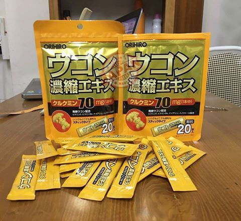 Bột Giải Rượu Bia ORIHIRO Nhật Bản