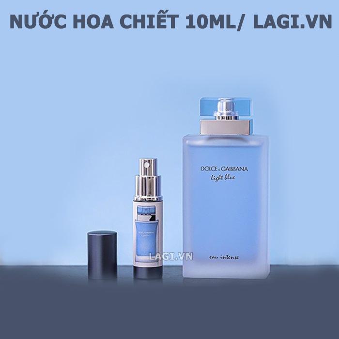 Nước Hoa Chiết D&G Light Blue Intense Nữ EDP 10ml